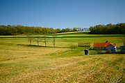 Berks Co., PA Farmlands, Landscapes, Summer