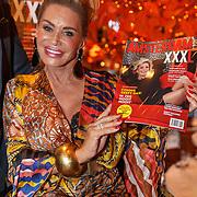 NLD/Amsterdam/20180925 - Presentatie nr.8 magazine XXXL, Conny van Gun - Witteman