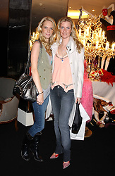 Left to right, sisters POPPY DELEVINGNE and CHLOE DELEVINGNE at a party to celebrate The World of Alber Elbaz for Lanvin at Harvey Nichols, Knightsbridge, London on 1st February 2006.<br />