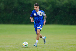 Bristol Rovers return to training ahead of their 2015/16 Sky Bet League Two campaign - Photo mandatory by-line: Rogan Thomson/JMP - 07966 386802 - 02/07/2015 - SPORT - Football - Bristol, England - The Lawns Training Ground, Henbury - Sky Bet League Two.
