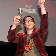 NLD/Bussum/20070906 - Uitreiking Marconi Awards 2007, beste presentator en het beste radioprogramma Giel Beelen