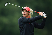 Suzann Pettersen (Nor) competes during the Rolex Pro-Am of LPGA Evian Championship 2014, day 3, at Evian Resort Golf Club, in Evian-Les-Bains, France, on September 10, 2014. Photo Philippe Millereau / KMSP / DPPI