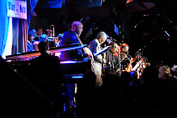 Jimmy Heath 85th Birthday Celebration Concert, The Jimmy Heath Big Band at the Blue Note 28 October 2011 Greenwich Village New York, NY