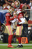 NFL-Los Angeles Rams at San Francisco 49ers-Dec. 21, 2019
