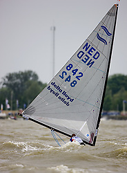 08_003902 © Sander van der Borch. Medemblik - The Netherlands,  May 25th 2008 . Final day of the Delta Lloyd Regatta 2008.