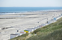 DOMBURG - De duinen met het strand naast de Domburgsche Golf Club in Zeeland (Walcheren) .  COPYRIGHT KOEN SUYK
