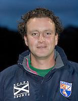 BLOEMENDAAL - Ferry van Bruggen . Heren I seizoen 2006-2007 . COPYRIGHT KOEN SUYK