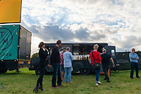 OMG Street Food at the Pub in the Park's drive in Garden Party Henley photo by Mark Anton Smith