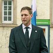LUX/Luxemburg/20190504 -  Funeral<br /> of HRH Grand Duke Jean, Uitvaart Groothertog Jean, Leka II van  Albanie
