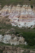 View of Calhan Paint Mines, near Calhan, El Paso County, Colorado, USA