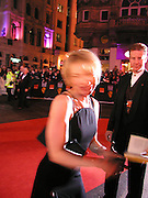 Renee Zellweger, Arriving for the Baftas, Leicester Sq. 23  February 2003. © Copyright Photograph by Dafydd Jones 66 Stockwell Park Rd. London SW9 0DA Tel 020 7733 0108 www.dafjones.com