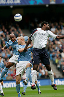 Photo: Dave Howarth.<br />Manchester City v Bolton Wanderers. The Barclays Premiership. 18/09/2005.