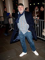 Cliff Parisi  at the Only Fools and Horses The Musical 1st Birthday Party 27 Feb 2020 Theatre Royal Haymarket, London. 27 February 2020 photo by Brian Jordan