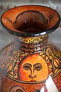 Ceramic, Rafael Lopez Diaz,Casa de Artesanes, Tonala, Guadalajara, Jalisco, Mexico