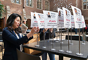 04.06.2018 - Admitted Students Day activities.<br /> <br /> Photo by Mary Butkus