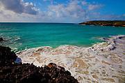 Playa Navio on the Caribbean Island of Vieques, Puerto Rico