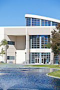 Library And Learning Center At Cypress College