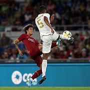 20190811 Calcio : As Roma vs Real Madrid