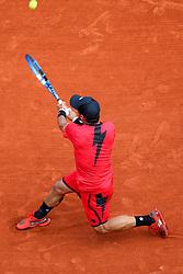 June 2, 2018 - Paris, França - PARIS, IF - 02.06.2018: ROLAND GARROS 2018 - Fabio Fognini (ITA) in match against Kyle Edmund (ING) valid for the 2018 Roland Garros tournament held in Paris, IF. (Credit Image: © Andre Chaco/Fotoarena via ZUMA Press)