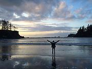 Sunset Bay State Park, Oregon Coast
