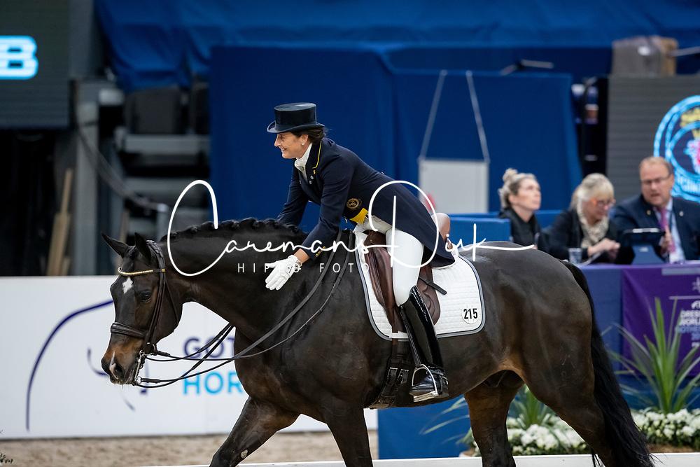 Vilhelmson Silfven Tinne, SWE, Don Auriello<br /> LONGINES FEI World Cup™ Finals Gothenburg 2019<br /> © Hippo Foto - Stefan Lafrentz<br /> 05/04/2019