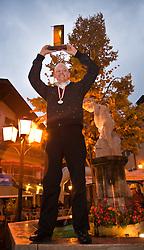 05.10.2010, Golfclub, Zell am See Kaprun, AUT, European Paragolf Championships 2010, im Bild Daniel Engel AUT, EXPA Pictures © 2010, PhotoCredit: EXPA/ J. Feichter