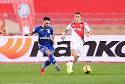 January 19, 2019 - Monaco, France - 26 ADRIEN THOMASSON (STRA) - 07 RONY LOPES  (Credit Image: © Panoramic via ZUMA Press)