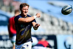 Tom Howe of Worcester Warriors warms up prior to kick off - Mandatory by-line: Ryan Hiscott/JMP - 13/09/2020 - RUGBY - Twickenham Stoop - London, England - London Irish v Worcester Warriors - Gallagher Premiership Rugby