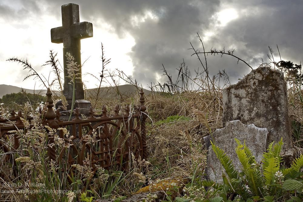 Forgotten Cemetery, West Coast - Tasmania