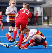 NZ Hockey South Island Schools Premier Tournament<br /> John McGlashan College<br /> <br /> St Bedes College<br /> Nga Puna Wai<br /> Christchurch<br /> Aug 31, 2020<br /> Photo Kevin Clarke CMGSPORT<br /> www.cmgsport.co.nz