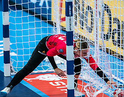 Rinka Duijndam of Netherlands in action during the Women's EHF Euro 2020 match between Netherlands and Norway at Sydbank Arena on december 10, 2020 in Kolding, Denmark (Photo by RHF Agency/Ronald Hoogendoorn)