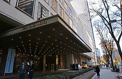 Keio Plaza Hotel, no bairro Shinjuku, em Tókio. FOTO: Jefferson Bernardes/Preview.com