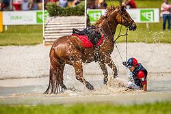 De Cleene Wouter, BEL, Nestor<br /> Chateau d'Arville<br /> CCI3*-S Sart Bernard 2019<br /> © Hippo Foto - Dirk Caremans<br /> 22/06/2019