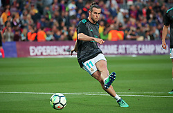 May 6, 2018 - Barcelona, Catalonia, Spain - Gareth Bale during the match between FC Barcelona and Real Madrid CF, played at the Camp Nou Stadium on 06th May 2018 in Barcelona, Spain.  Photo: Joan Valls/Urbanandsport /NurPhoto. (Credit Image: © Joan Valls/NurPhoto via ZUMA Press)