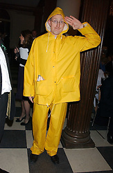 Right, LEMBIT OPIK MP at the annual Parliamentary Palace of Varieties in aid of Macmillan Cancer Relief at St.Johns, Smith Square, London on 2nd February 2006. <br /><br />NON EXCLUSIVE - WORLD RIGHTS