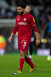 Jay Dasilva of Bristol City looks dejected after the match - Mandatory by-line: Daniel Chesterton/JMP - 15/02/2020 - FOOTBALL - Elland Road - Leeds, England - Leeds United v Bristol City - Sky Bet Championship