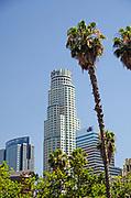 US Bank Tower Skyscraper