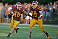 Avon High School at Avon Lake High School boys varsity football on September 29, 2014. Images © David Richard and may not be copied, posted, published or printed without permission.
