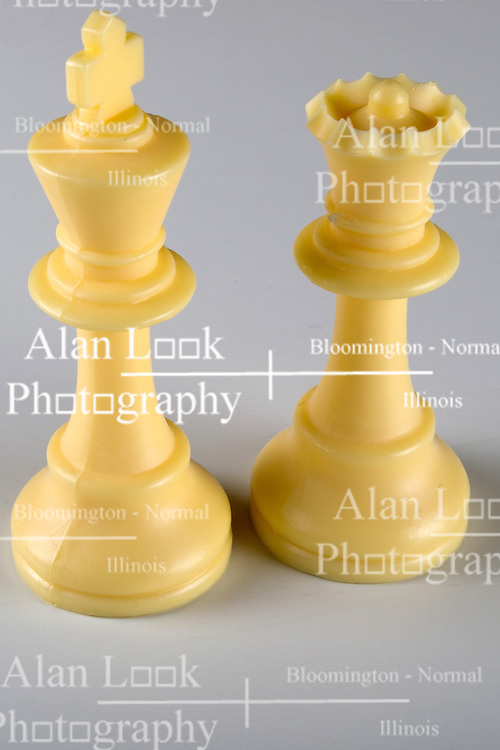 22 March 2014:   Chess piece or pieces.  King, Queen, Knight, Rook, Bishop or pawn.  Black or white