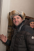 GAVIN TURK, The house of fairly tales exhibition launch. Sutton House. , 2 and 4 homerton high st. london.  E9 6JQ 12 December 2012.