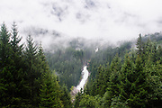 Krimml Waterfalls, the High Tauern National Park, Salzburgerland, Austria .Contents