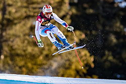 15.12.2016, Saslong, St. Christina, ITA, FIS Ski Weltcup, Groeden, Abfahrt, Herren, 1. Training, im Bild Urs Kryenbuehl (SUI) // Urs Kryenbuehl of Switzerland in action during the 2nd practice run of men's Downhill of FIS Ski Alpine World Cup at the Saslong race course in St. Christina, Italy on 2016/12/15. EXPA Pictures © 2016, PhotoCredit: EXPA/ Johann Groder