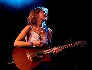 Gemma Hayes playing Electric Picnic 2008, Stradbally, Laois, Ireland. .