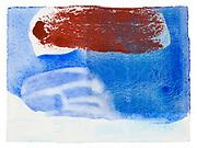 acrylic on paper, 14 x 19 cm, 2020