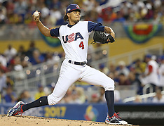 World Baseball Classic: Colombia vs United States - 10 March 2017