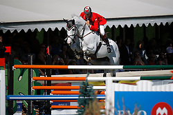 Millar Ian (CAN) - Redefin<br /> BMO Nations Cup<br /> Spruce Meadows Masters - Calgary 2009<br /> © Dirk Caremans