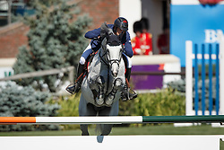 Philippaerts Olivier, (BEL), Game Boy<br /> Telus Cup<br /> Spruce Meadows Masters - Calgary 2015<br /> © Hippo Foto - Dirk Caremans<br /> 09/09/15