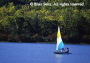 PA landscapes Sailing, PA Lakes Prince Gillitzin State Park, PA,