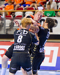 02-06-2011 HANDBAL: BEKERFINALE HURRY UP - O EN E: ALMERE<br /> Jort Neuteboom<br /> ©2011-FotoHoogendoorn.nl / Peter Schalk