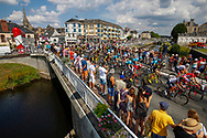 Illustration, brige, fans, Scenery during the Tour de France 2018, Stage 4, Team Time Trial, La Baule - Sarzeau (195 km) on July 10th, 2018 - Photo Luca Bettini / BettiniPhoto / ProSportsImages / DPPI